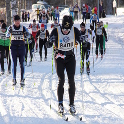 Skiing 90 km - Andreas Flemmer (8400)