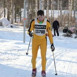 Skiing 90 km - Henrik Gabrielsson (13788)