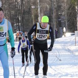 Skiing 90 km - Egil Aarrestad (13247)