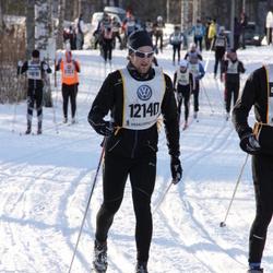 Skiing 90 km - Adam Rohr (12140)