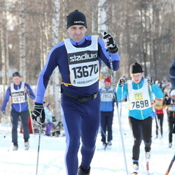 Skiing 90 km - Daniel Wetterheim (13670)