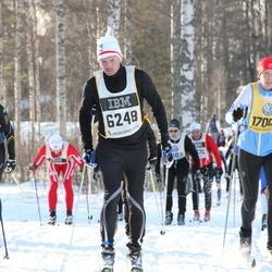 Skiing 90 km - Henrik Hammarnäs (6248)