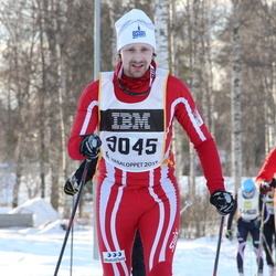 Skiing 90 km - Daniel Arvidson (9045)