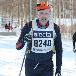 Skiing 90 km - Anders Andersson (8240)