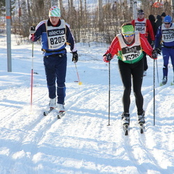 Skiing 90 km - Carl-Johan Dyverfeldt (8205)