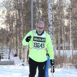 Skiing 90 km - Carl Persson (13643)