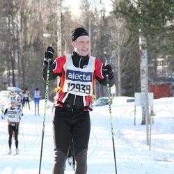 Skiing 90 km - Christer Martinsson (12939)