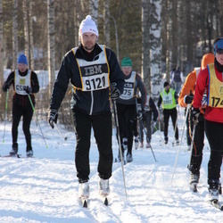 Skiing 90 km - Henrik Nord (9120)