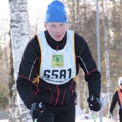 Skiing 90 km - Christian Lindberg (6581)