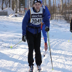 Skiing 90 km - Björn Bodén (7045)