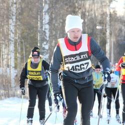 Skiing 90 km - Anders Hastrup Jensen (14667)