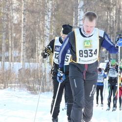 Skiing 90 km - Andreas Bøgsted-Møller (8934)
