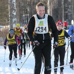 Skiing 90 km - Christer Broman (9294)