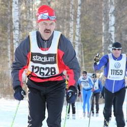 Skiing 90 km - Eero Orajärvi (12628)