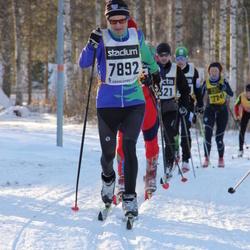 Skiing 90 km - Eberhard Krengel (7892)