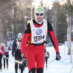 Skiing 90 km - Davide Ghisleni (13114)