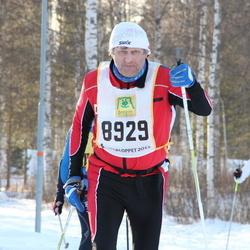 Skiing 90 km - Arnfinn Paus (8929)