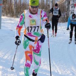 Skiing 90 km - Jean-Claude Fayolle (4777)