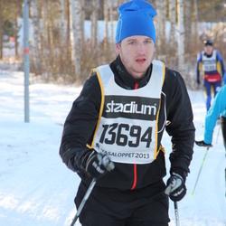 Skiing 90 km - Fredrik Hansson (13694)