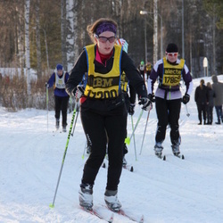 Skiing 90 km - Anders Nystedt (11200)