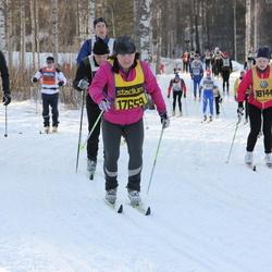 Skiing 90 km - Carina Johansson (17659)