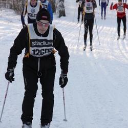 Skiing 90 km - Anders Höög (12608)