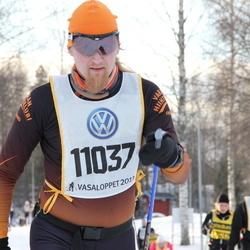 Skiing 90 km - Jani Raipala (11037)