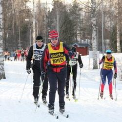 Skiing 90 km - Caroline Stenström (17983), Kristin Back Frisk (18913)