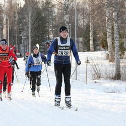 Skiing 90 km - Elias Sande'n (7838), Rune Persson (30142)