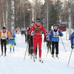 Skiing 90 km - Jean Marc Biever (4765)