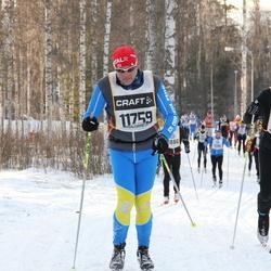 Skiing 90 km - Anders Runhem (9881), Danilo Aime (11759)