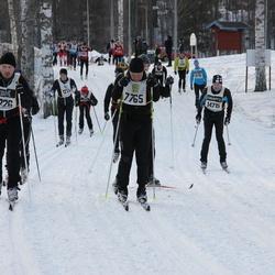 Skiing 90 km - Per Ringvall (7765), David Smed (11226)