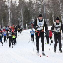 Skiing 90 km - Åke Gustafsson (11672)