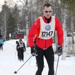 Skiing 90 km - Anders Lawaetz (12147)