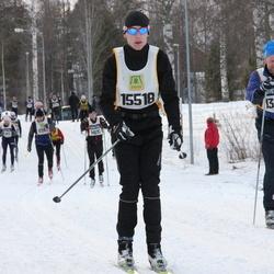 Skiing 90 km - Björn Nordberg (13960), Michael Embretsen (15518)