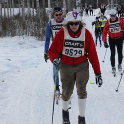 Skiing 90 km - Björn Forsberg (9015), Mats Finn (9529)