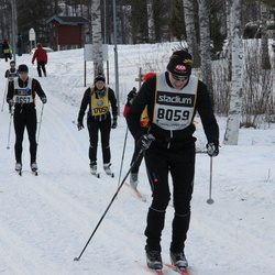 Skiing 90 km - Fredrik Hellner (8059)