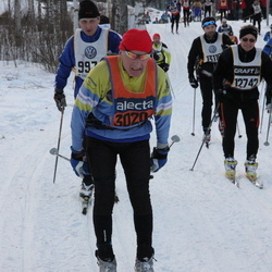 Skiing 90 km - Per Persson (12742), Alvar Andersson (30204)