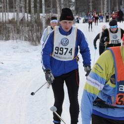 Skiing 90 km - Jonny Eklund (9974), Alvar Andersson (30204)
