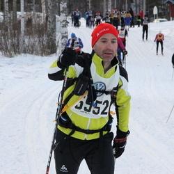 Skiing 90 km - Jasper Holm (5952)