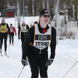 Skiing 90 km - Erik Lundberg (13398)