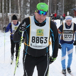 Skiing 90 km - Rune Haug (8863), Bo Persson (12721)