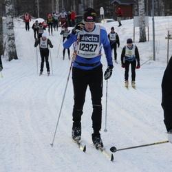 Skiing 90 km - Jonas Boklund (9649), Anders Thulin (12927)