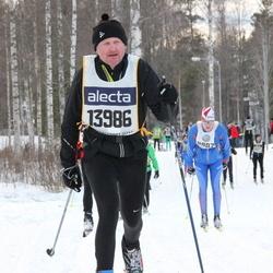 Skiing 90 km - Christer Björkengren (13986)