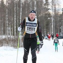 Skiing 90 km - Fredrik Wikström (11913)