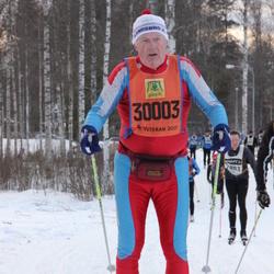 Skiing 90 km - Börje Karlsson (30003)