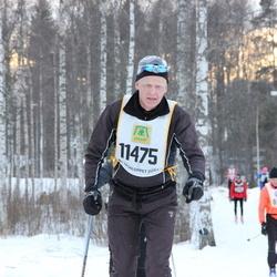 Skiing 90 km - Christian Baarlid (11475)