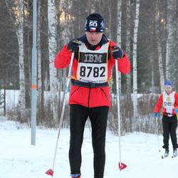 Skiing 90 km - Borivoj Pohl (8782)