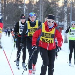 Skiing 90 km - Hilde Böyum (18341)