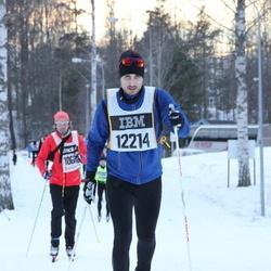 Skiing 90 km - Adam Müller (12214)